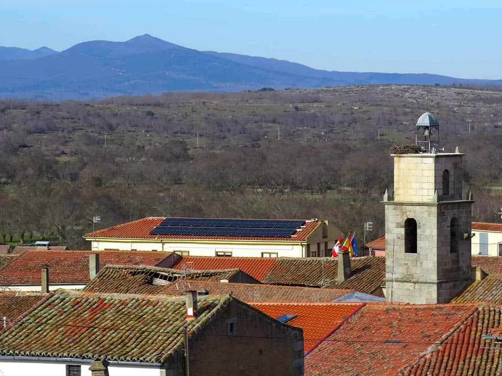 El ayuntamiento de Valdelacasa logra la independencia energética | Local y Sostenible
