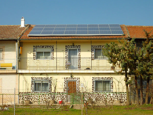 Paneles solares para casa | Local y Sostenible