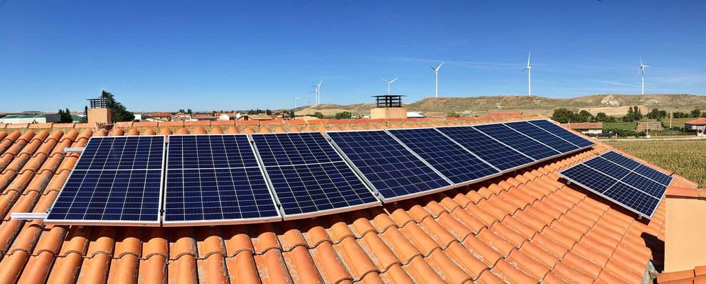 Módulos fotovoltaicos para el hogar | Local y Sostenible
